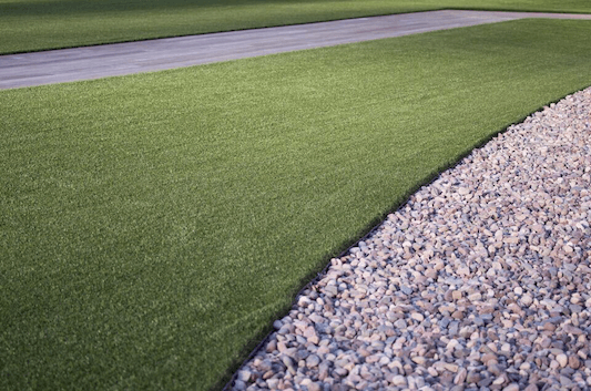 Flats East Bank Artificial Grass