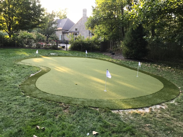 Contact ForeverLawn Northern Ohio to schedule a GolfGreens consultation!