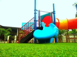 Advantages of Playground Grass™ Products