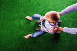 Why Synthetic Turf Is Safer for Kids and Pets