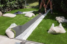 Artificial Grass Installation: What to Expect